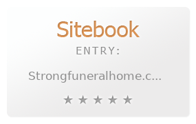 strong funeral home review