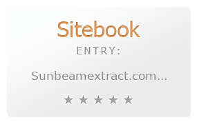 Sunbeam Extract Co. review
