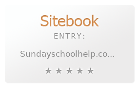 Sunday School Help review