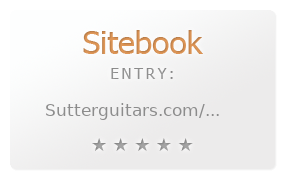 Sutter Guitars review