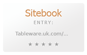 Tableware UK review
