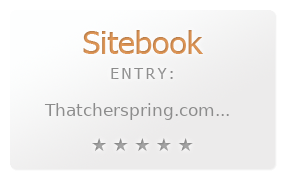 Thatcher Spring review