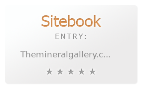 The Mineral Gallery review