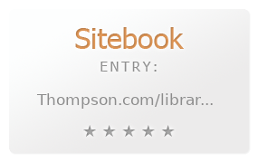Employment Law Publications at Thompson .com review