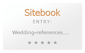 wedding references review