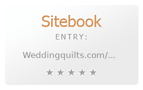 Wedding Quilts review