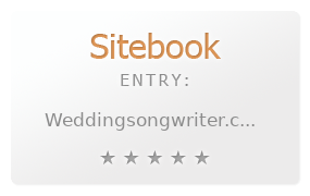 Wedding Song Writers review