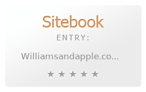 williams and apple review