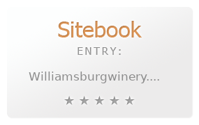 Williamsburg Winery Ltd. review